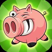 小猪吃橡实