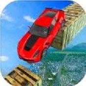特技锦标赛(Blocky car stunts: Impossible tracks)图标