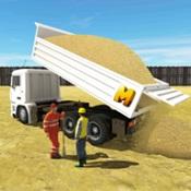 城市建设者:卡车模拟器图标