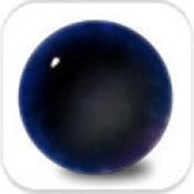 黑夜小球图标