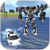 X变形机器人:水下行动