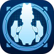 战舰孤狼 : 太空射手图标