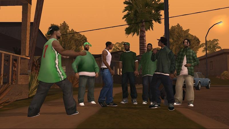 侠盗猎车手:圣安地列斯(Grand Theft Auto: San Andreas)截图3