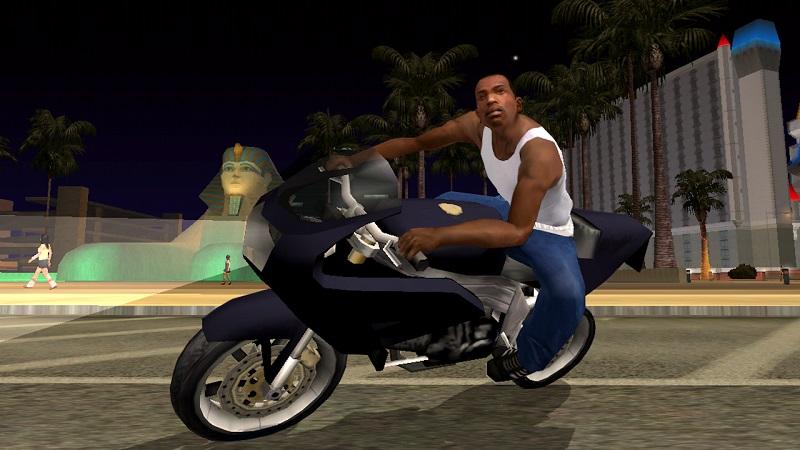 侠盗猎车手:圣安地列斯(Grand Theft Auto: San Andreas)截图4