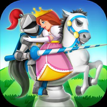 骑士拯救女王图标