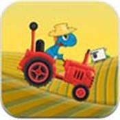 小发明拖拉机比赛图标