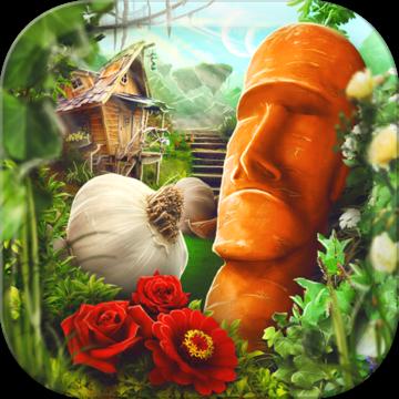 魔法花园 隐藏 的 物体 游戏图标