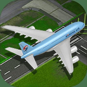 機場鎮图标