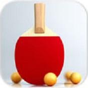 虚拟乒乓球图标