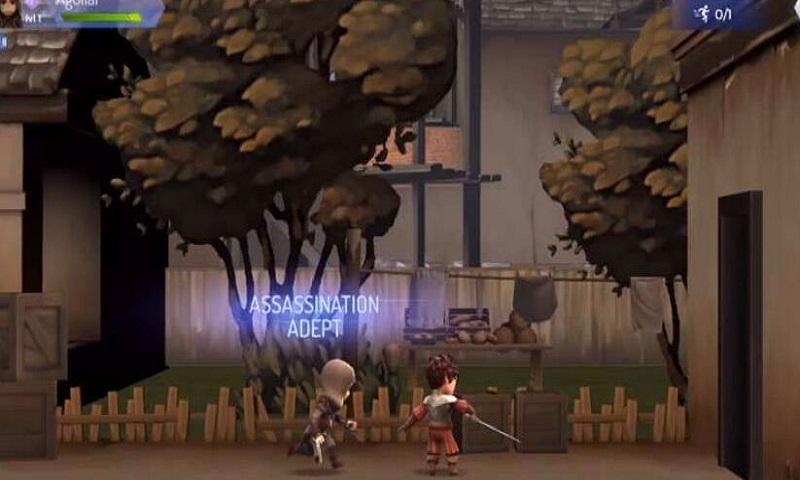 刺客信条:燎原游戏截图