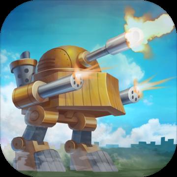 Steampunk Syndicate 2:塔防游戏图标