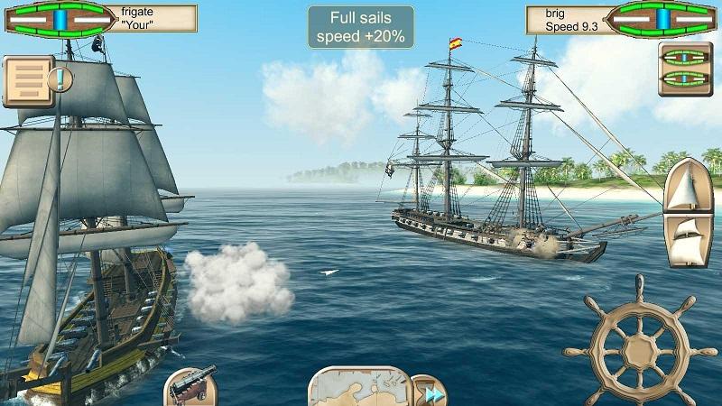 《海盗加勒比海亨特》评测:小喽喽们,海盗王又回来了!图标