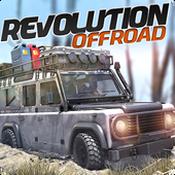 革命越野车图标