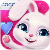 小兔乖乖:我的聊天宠物图标
