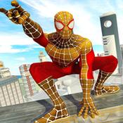 飞翔的蜘蛛英雄