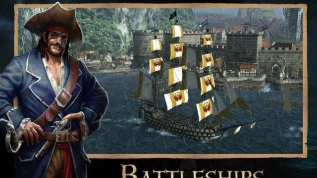 暴风雨:海盗行动RPG游戏截图