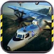 3D飞机模拟飞行