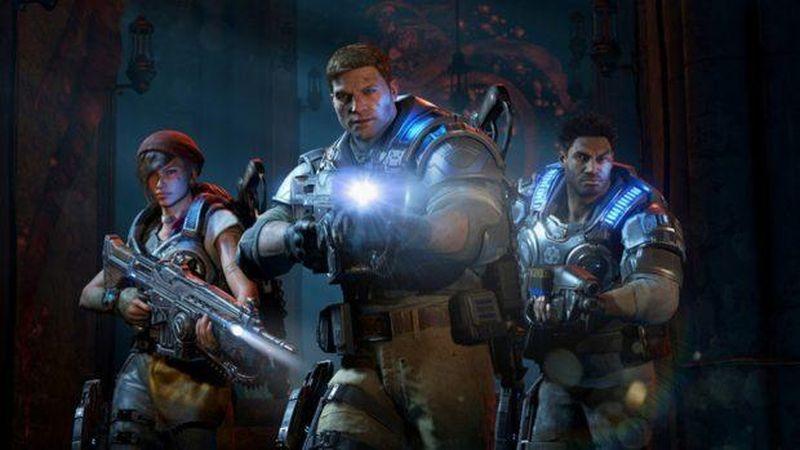 战争机器5游戏截图