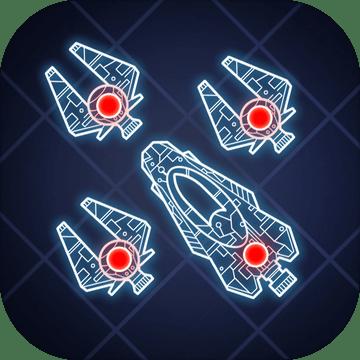 Space Battle : 役系列 - 海战(Battleship)游戏飞船!