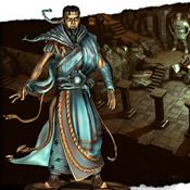 战斗幻想:火焰山的魔法师