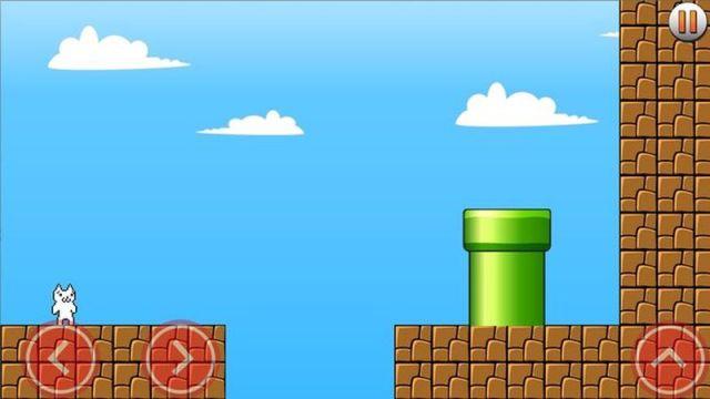 超级猫里奥2游戏截图