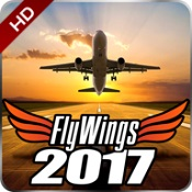 飞行模拟器2017 FlyWings(Flight Simulator FlyWings 2017)