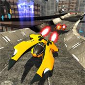 天空赛车3D图标
