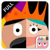 思维翻转:国王与王后图标