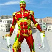 飞行机器人-超级英雄