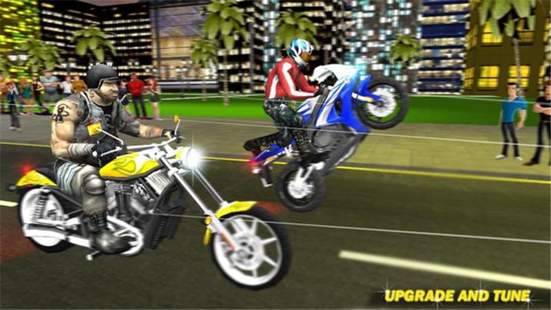 顶尖摩托骑手游戏截图