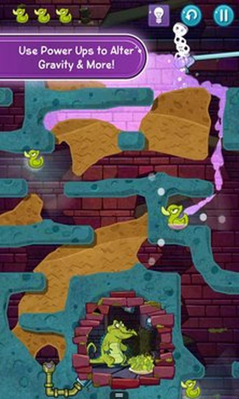 小鳄鱼爱洗澡2游戏截图