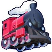 列车调度员世界图标
