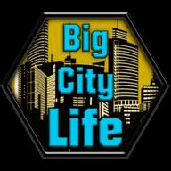 大城市生活模拟图标