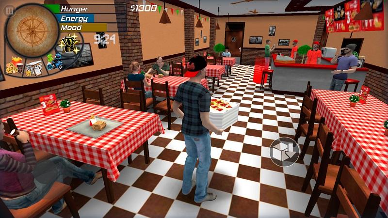 大城市生活模拟游戏截图