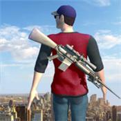 现代狙击手3D图标