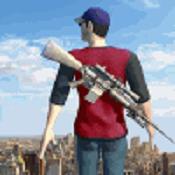 现代狙击手刺客3D图标