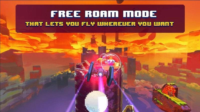 像素复古飞行器(PixWing - Flying Retro Pixel Arcade)截图3