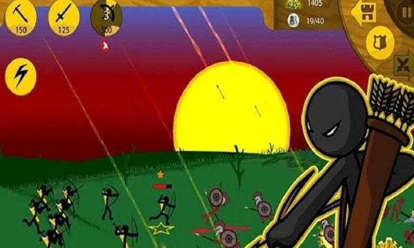 火柴人战争:遗产版游戏截图