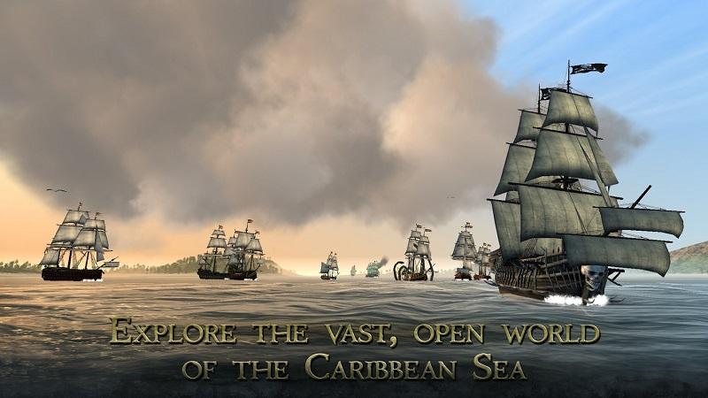 海盗:死亡之瘟疫游戏截图