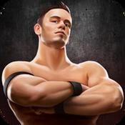 摔跤冠军3D图标