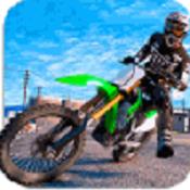 MX越野摩托车赛图标