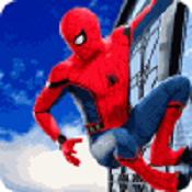 超级蜘蛛英雄游戏图标