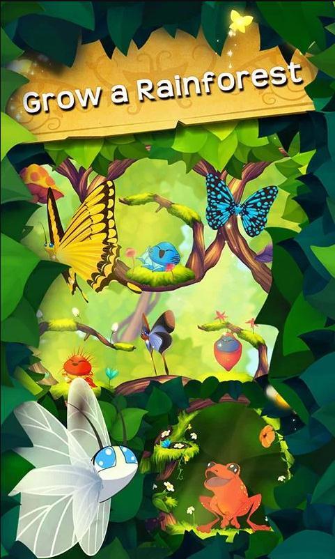 鼓翼蝴蝶避难所游戏截图