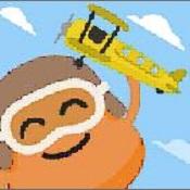 蠢蠢的死法:瘋狂的飛機