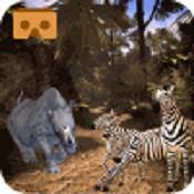 动物丛林探险VR图标