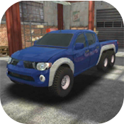 6X6越野车驾驶模拟器