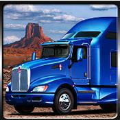 卡车司机:救援挖掘机图标