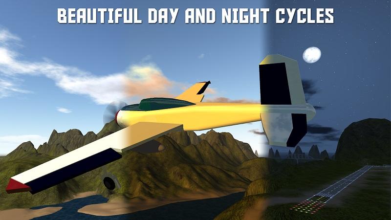 简单飞机(SimplePlanes)游戏截图