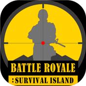 混战:生存岛图标