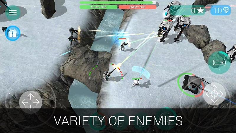 赛博领域游戏截图